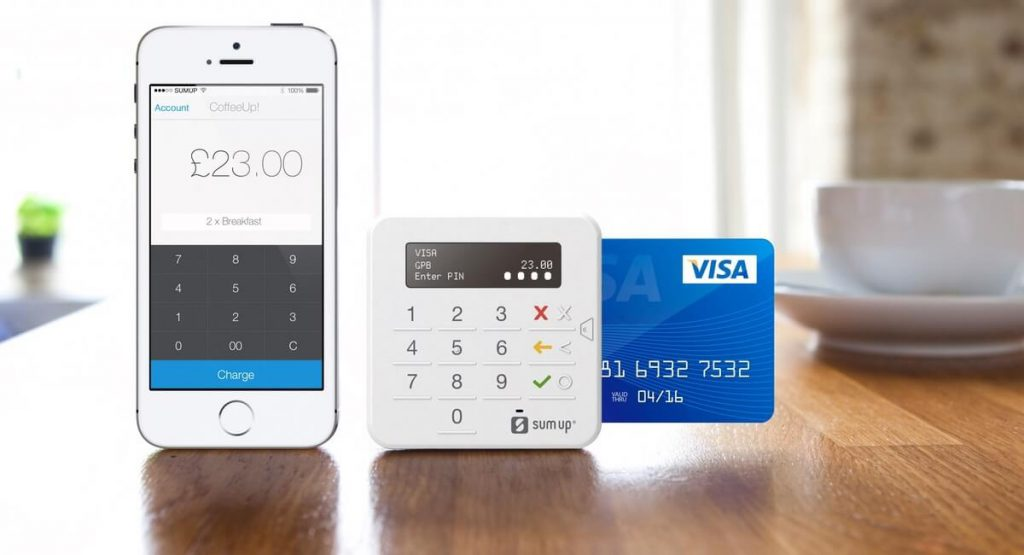 card payment machine contract